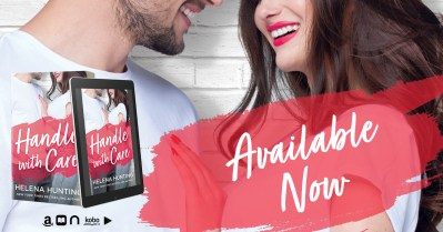 #BlogTour HANDLE WITH CARE by Helena Hunting