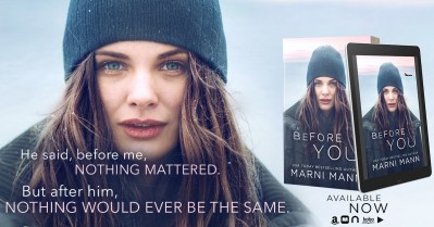 #NewRelease Before You by Marni Mann