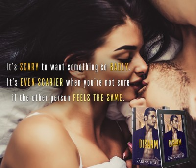 #NewRelease #Giveaway Disarm by Karina Halle