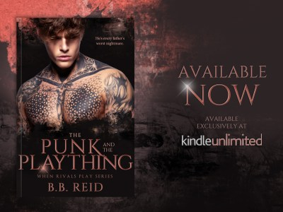 #NewRelease The Punk and the Plaything by B.B. Reid