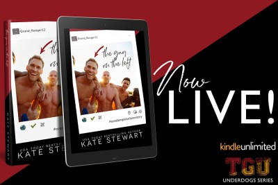 #NewRelease THE GUY ON THE LEFT by Kate Stewart
