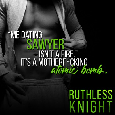 #ExcerptReveal RUTHLESS KNIGHT by Ashley Jade