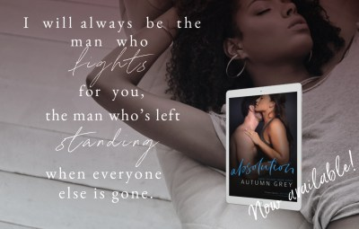 #NewRelease Absolution by Autumn Grey