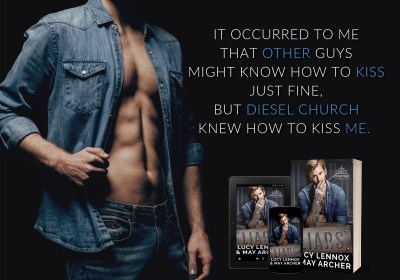 #NewRelease Liars by Lucy Lennox & May Archer