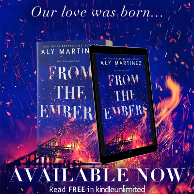 #NewRelease From the Embers by Aly Martinez