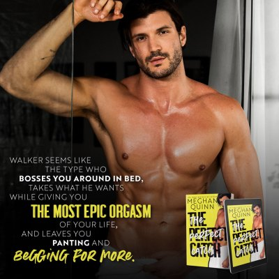 #NewRelease The Perfect Catch by Meghan Quinn