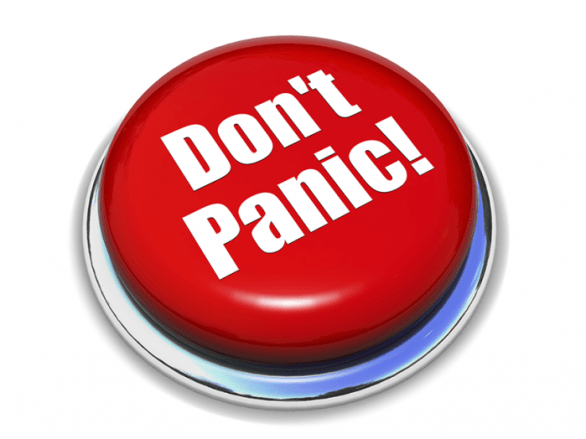 Image result for don't panic