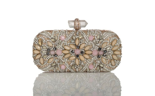 Marchesa Beaded Clutch