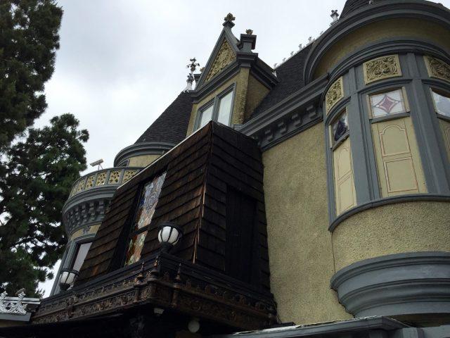 Exterior of the Magic Castle