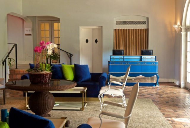 blue moon hotel lobby