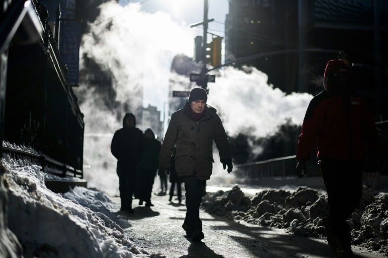 cold in US-afp