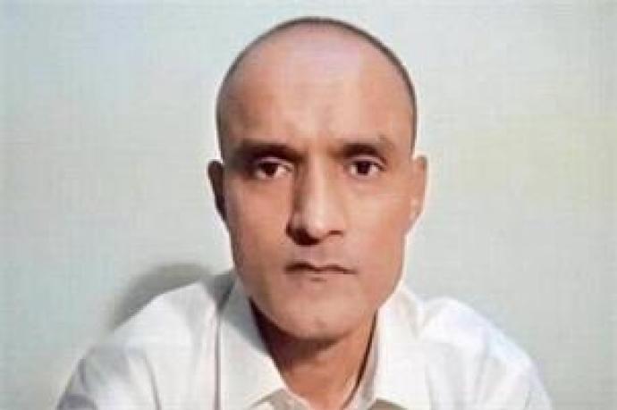 Kulbhushan Jadhav -pti