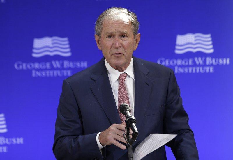 George Bush-ap