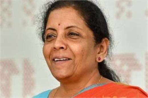 sitharaman defence minister of india-pti