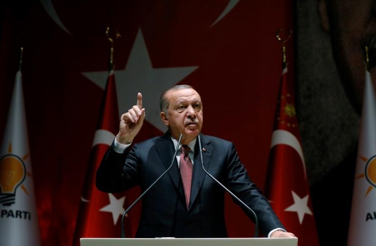 Turkish President Recep Tayyip Erdogan said he had further evidence about the killing of journalist Jamal Khashoggi-afp