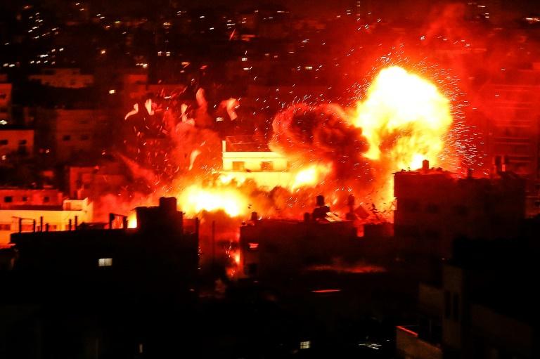Deadly Gaza flare-up- AFP
