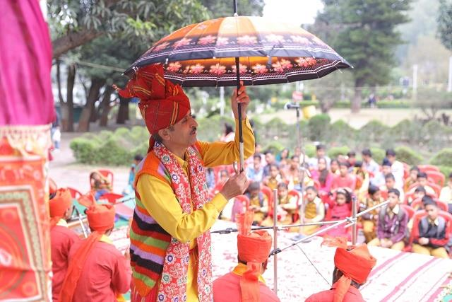 Surinsar Mansar Development Authority organised Folk festival under Sunday activity