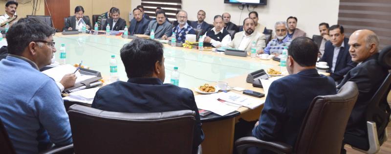 Advisor to Governor, Kewal Kumar Sharma- jkinfo