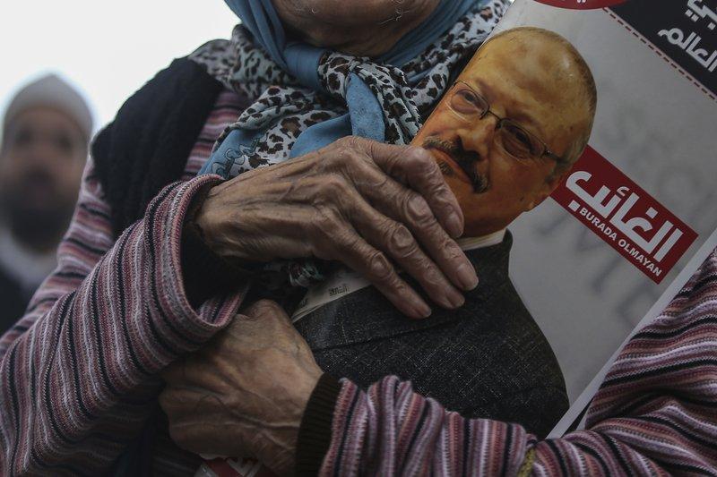 Khashoggi death tape