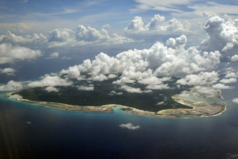 For thousands of years, the people of North Sentinel island have been isolated from the rest of the world.- AP