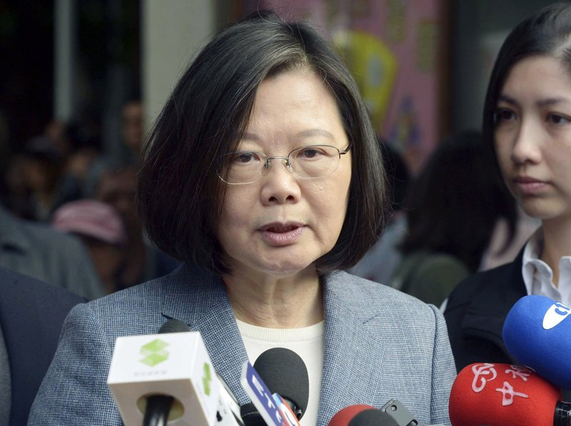 Taiwan's opposition Nationalist Party in local elections- AP