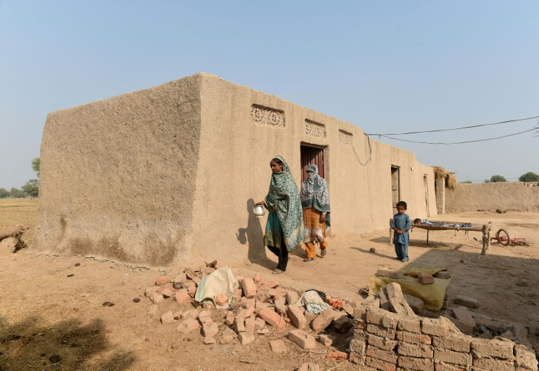 AFP- Women's fight for toilets in rural Pakistan