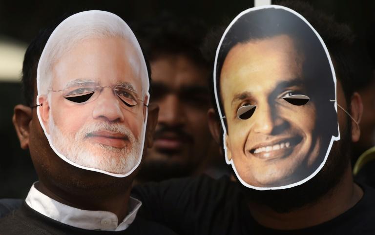 INDIAN POLITICS - AFP