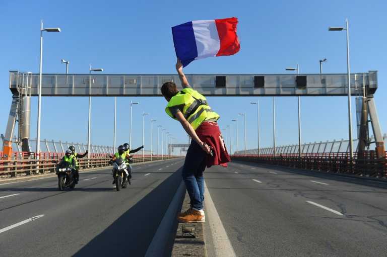 French fuel depots targeted- AFP