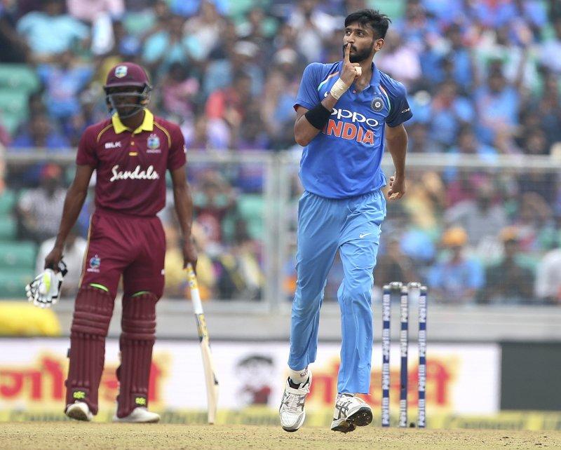 India wins 5th ODI-reuters