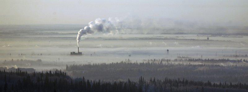 clean air laws in Fairbanks- AP