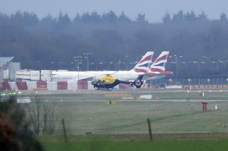 UK airport chaos highlights difficulty in stopping drones- AP