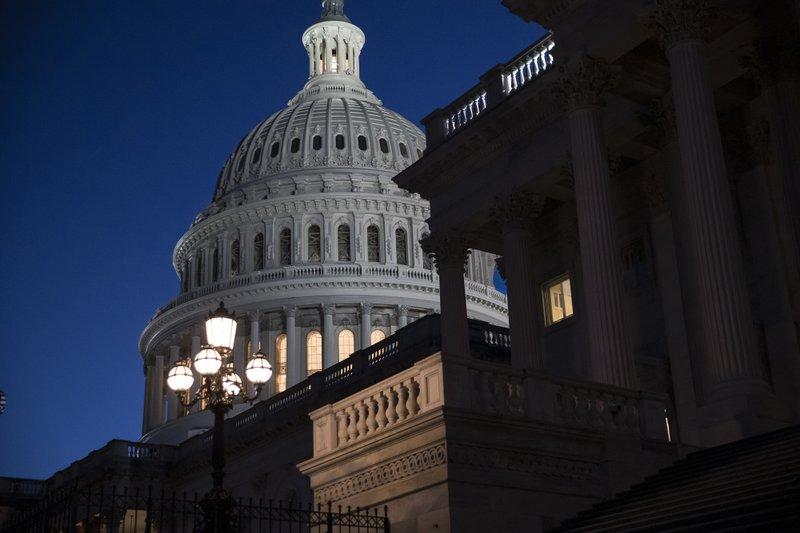Federal shutdown begins after lawmakers fail to reach deal- AP
