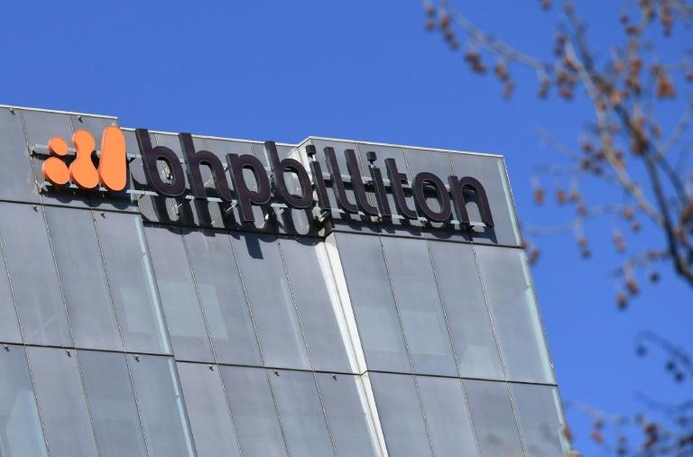 Home News BHP announces stock  - AFP