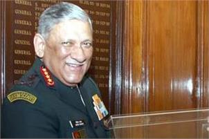 Army will not hesitate to take strong action against terror activities along Pak border: Gen Rawat- PTI