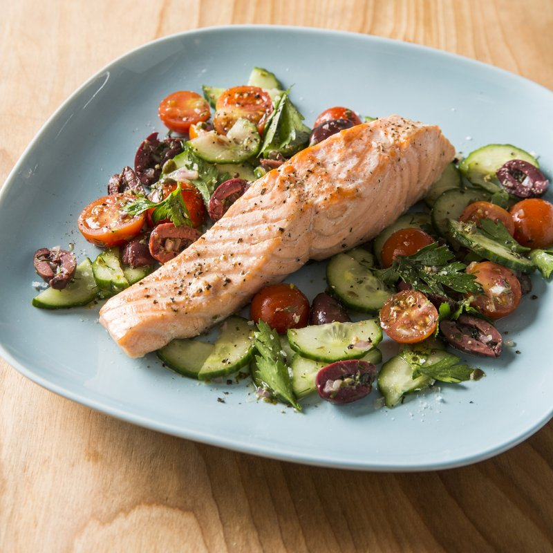 Never make dry or overcooked salmon by using a multicooker- AP
