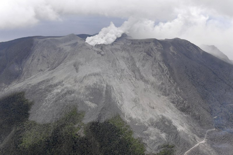 Click to copyhttps://apnews.com/c6fa786f9f9f459890133185de49aff2 RELATED TOPICS Japan Asia Pacific Science Evacuations Volcano in southern Japan erupts; no injuries or damage