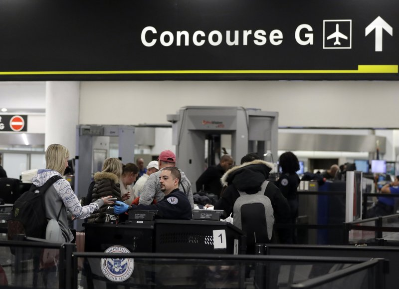 US aviation system is starting to show strains from shutdown- AP