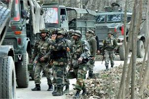 Encounter breaks out between security forces and militants in J&K's Baramulla