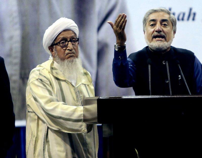 Anti-communist guerrilla who became Afghan president dies