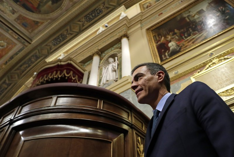 Separatists to put Spain's minority government on the ropes