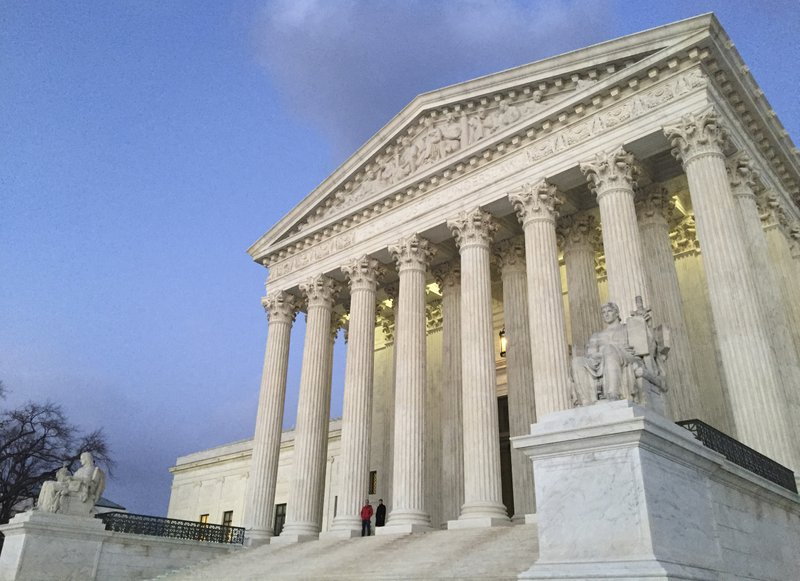 Supreme Court blocks Louisiana abortion clinic law