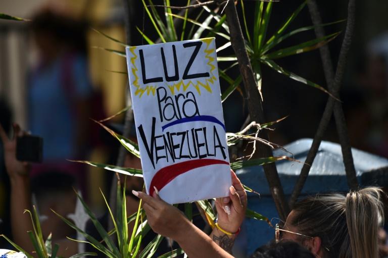 Despair, anger as Venezuelans endure paralyzing blackout