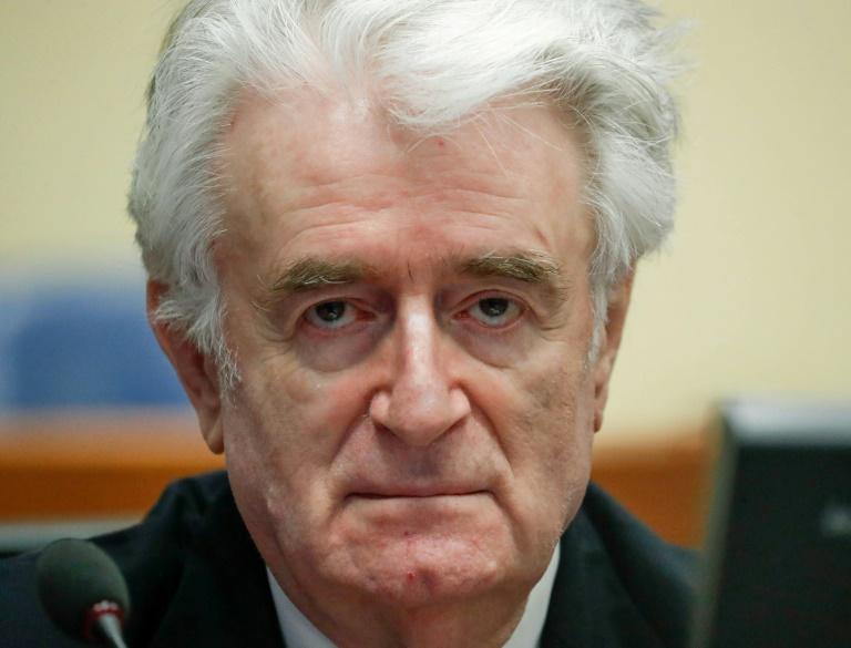 Karadzic faces final verdict in Bosnia war crimes case
