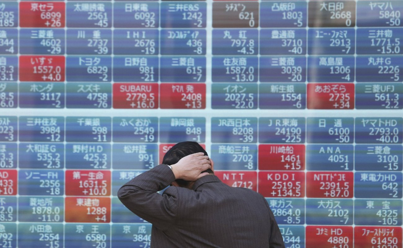 World shares advance on back of rally in China shares