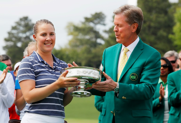 Augusta National chairman dismisses women's Masters idea