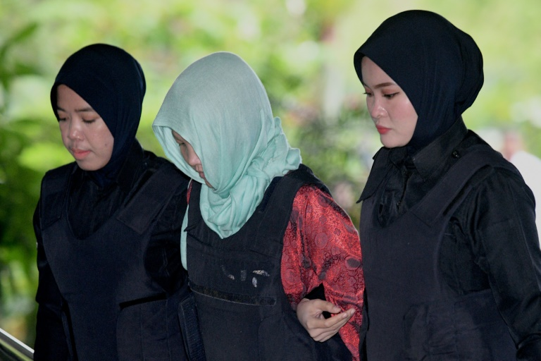 Vietnam woman in Kim assassination accepts new charge, likely to go free