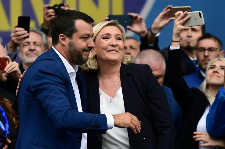 EU ELECTIONS - AFP