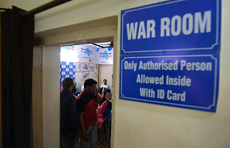 Home News 'Cyber warriors' sway Indian election