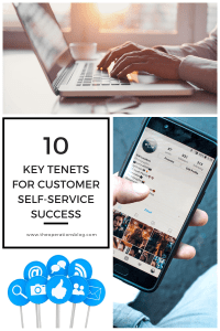 10 Key Tenets For Customer Self-Service Success