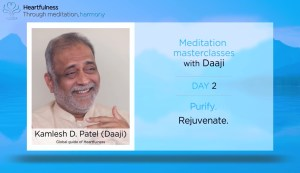 Session 2 , Master classe de méditation HFN (Février 17) FR